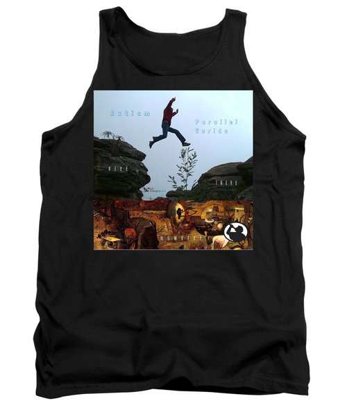 Here There Nowhere Tank Top