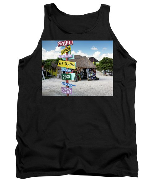 Here's What's Here 2 Tank Top