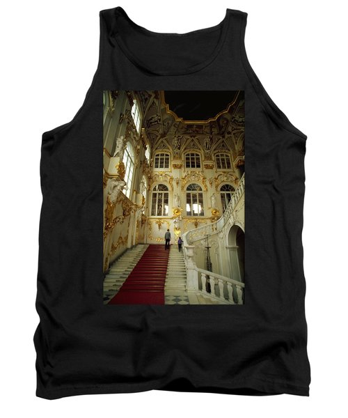 Hermitage Staircase Tank Top