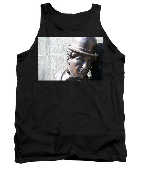 Hey Charlie Tank Top
