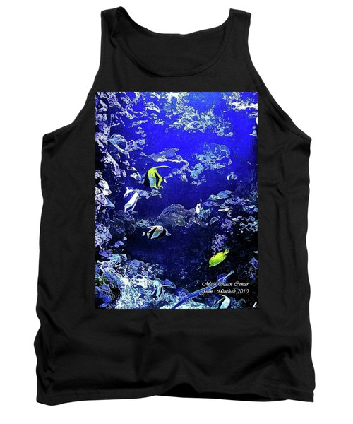 Hiding Fish Tank Top