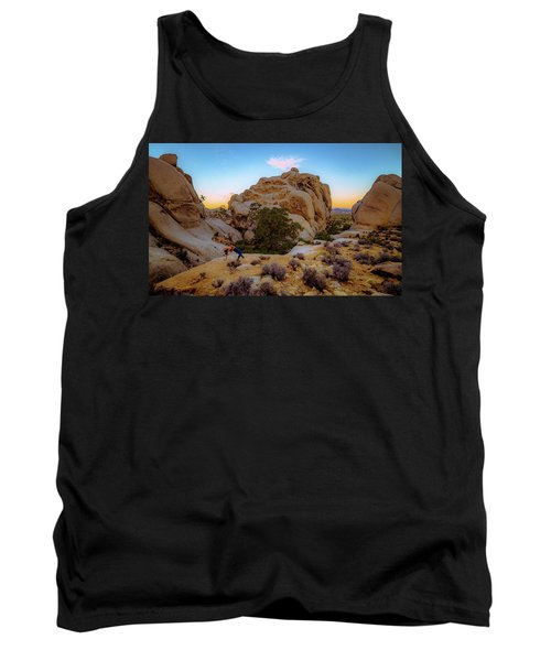High Desert Pose Tank Top