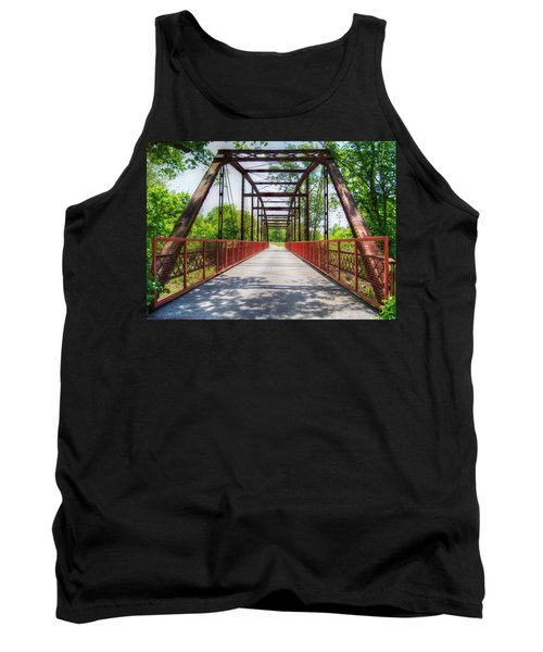 Hinkson Creek Bridge Tank Top