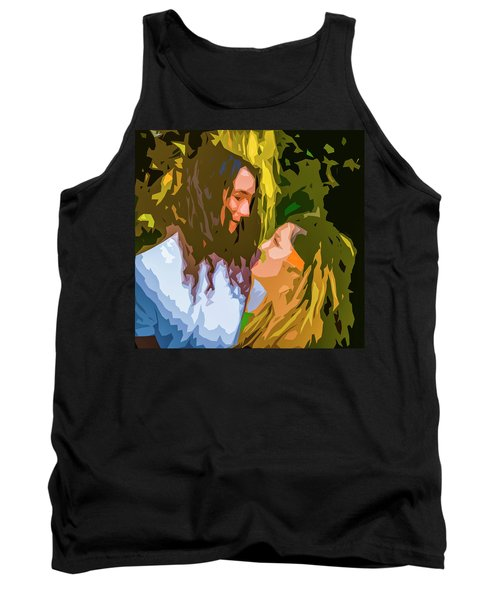 Hip Lovers Tank Top by Josy Cue