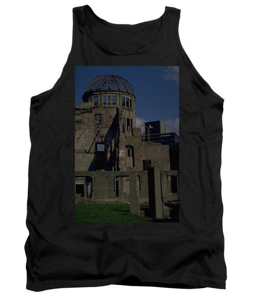 Hiroshima Peace Memorial Tank Top