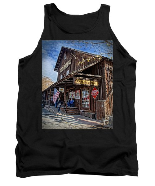 Historic Butte Creek Mill Tank Top