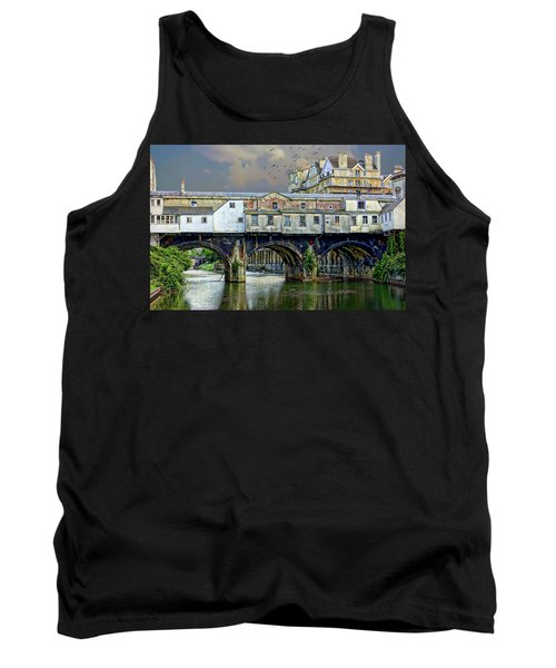 Historic Pulteney Bridge Tank Top