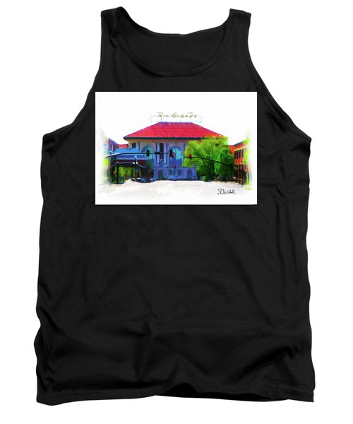 Historic Rio Grande Station Tank Top