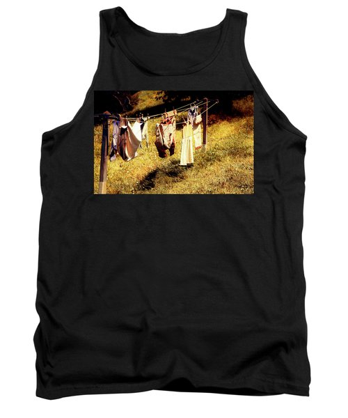 Hobbit Clothes Tank Top