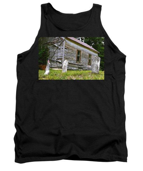 Hocking Hills Church Tank Top