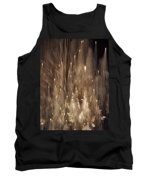 Hocus Pocus Out Of Focus Tank Top by John Glass