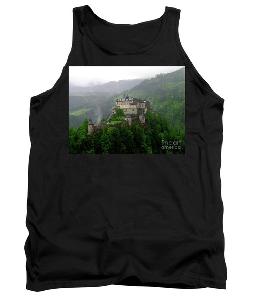 Hohenwerfen Castle Tank Top by Sheila Ping
