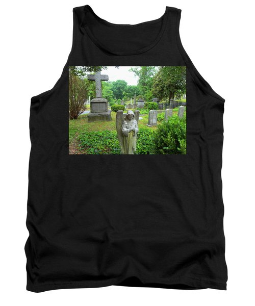 Hollywood Cemetery Tank Top