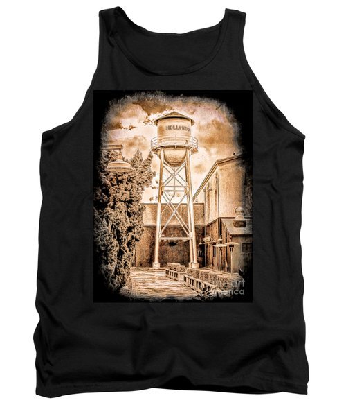 Hollywood Water Tower Tank Top
