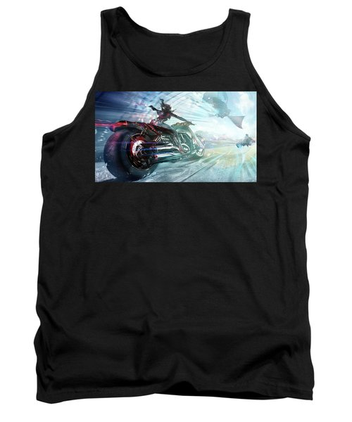 Holy Crap That Is Fast. Tank Top