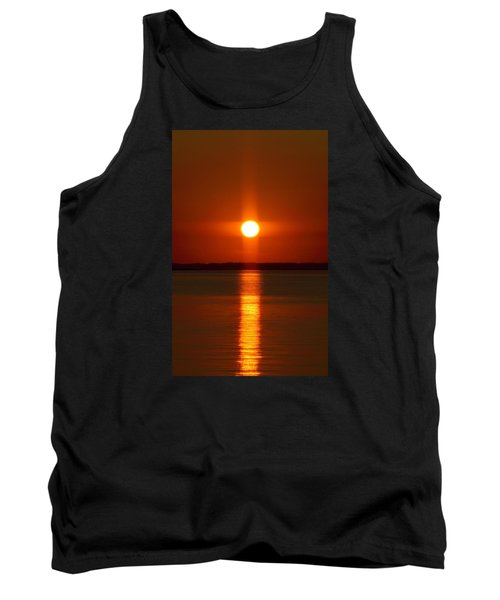 Holy Sunset - Portrait Tank Top