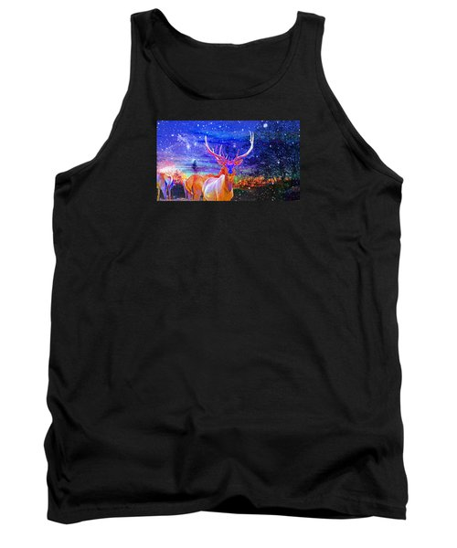 Home For The Holidays Tank Top