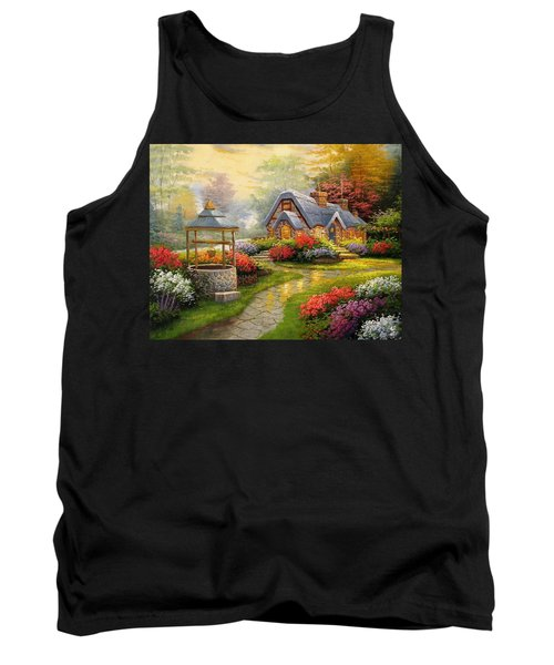 Home Is Where You Find Real Love Tank Top
