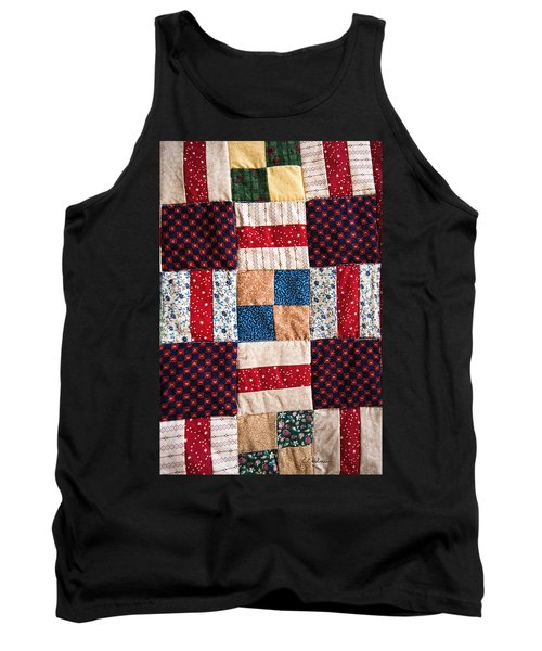 Homemade Quilt Tank Top