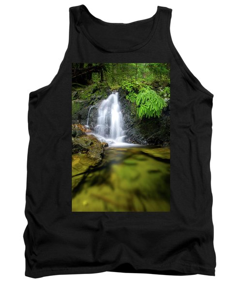 Homesite Falls Autumn Serenity Tank Top