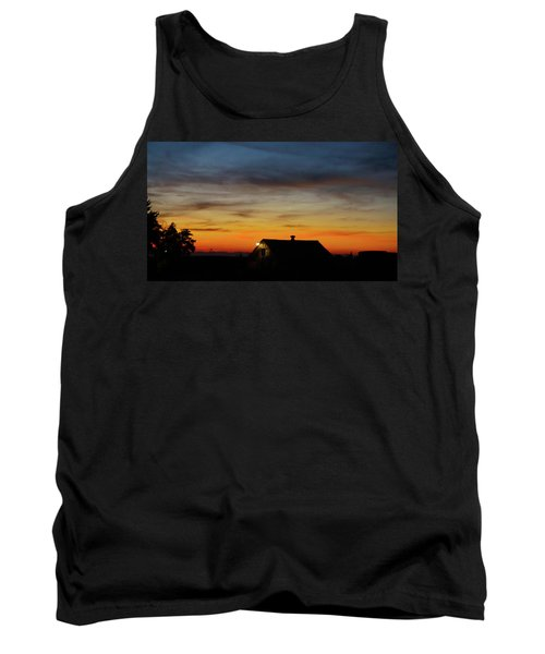 Tank Top featuring the photograph Homestead by Angi Parks
