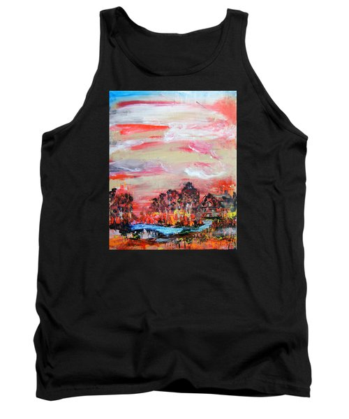 Homestead By Colleen Ranney Tank Top