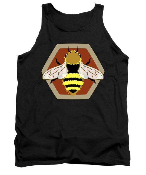 Honey Bee Graphic Tank Top