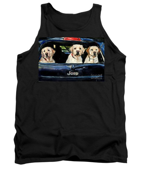 Hooligans Tank Top by Molly Poole