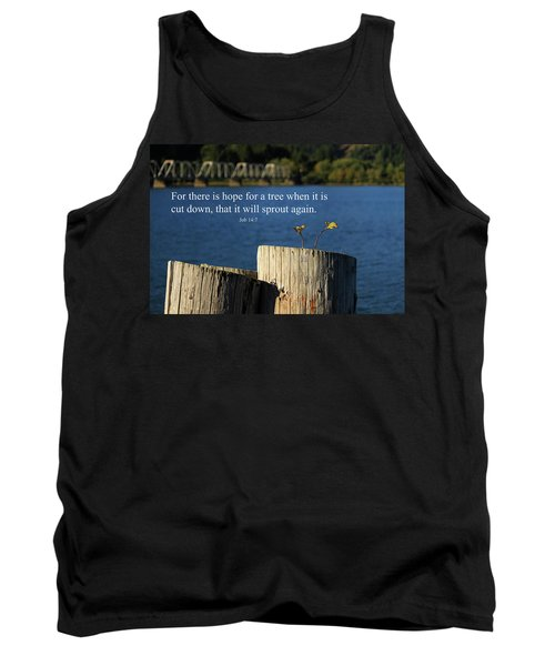 Hope For A Tree Tank Top
