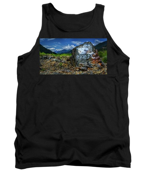 Tank Top featuring the photograph Hope II by John Poon