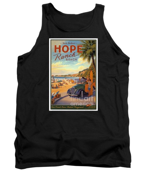 Hope Ranch Beach Tank Top
