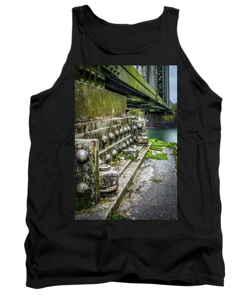Hopedale Train Bridge Tank Top