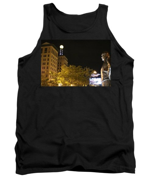 Hopeful For Flint's Future Tank Top