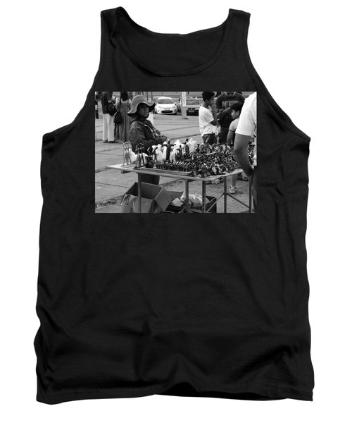 Tank Top featuring the photograph Hopes by Beto Machado