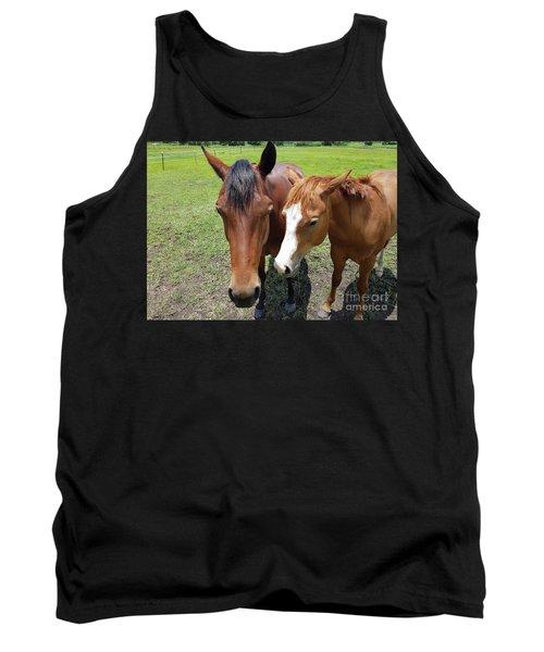 Horse Love Tank Top
