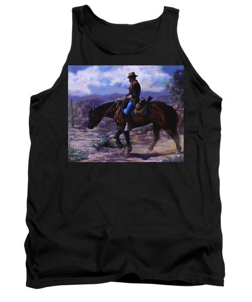 Horse Trainer Tank Top