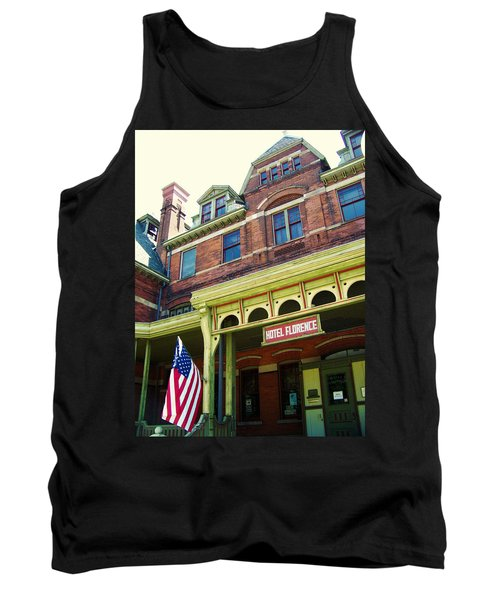 Hotel Florence Pullman National Monument Tank Top