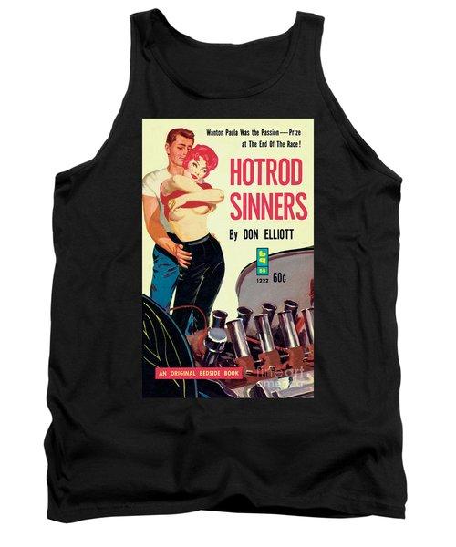 Hotrod Sinners Tank Top