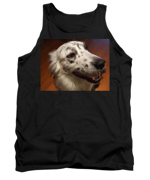 'houlie' Tank Top by Mark Alan Perry