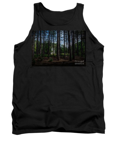House In The Pines Tank Top
