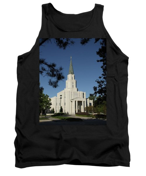 Houston Lds Temple Tank Top