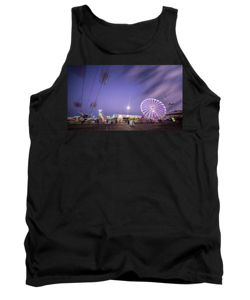 Houston Texas Live Stock Show And Rodeo #13 Tank Top by Micah Goff