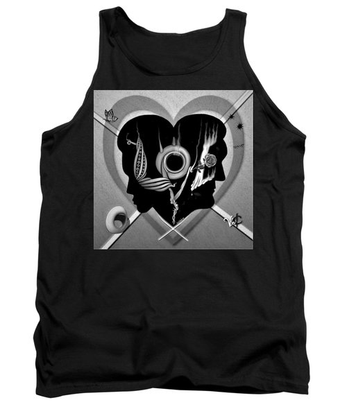 Hugs And Kisses Tank Top