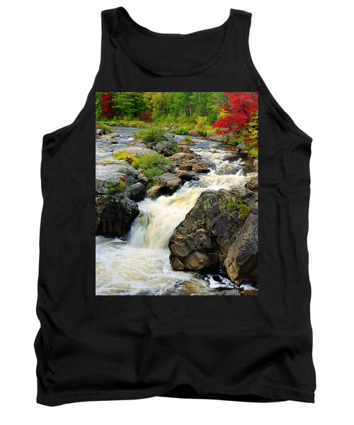 Hungary Trout Falls Tank Top