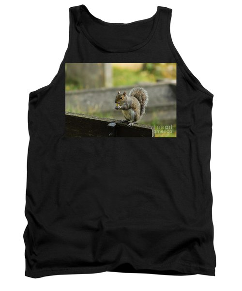 Hungry Squirrel Tank Top