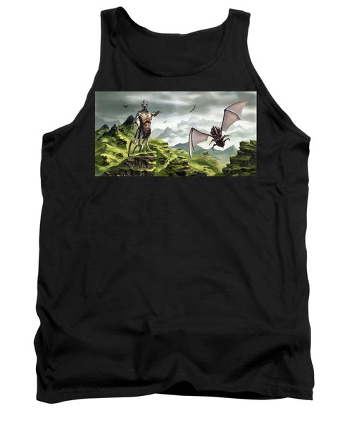 Hunter - Hound Tank Top