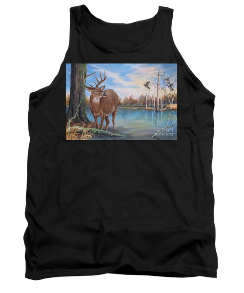 Hunters Dream Sold Tank Top