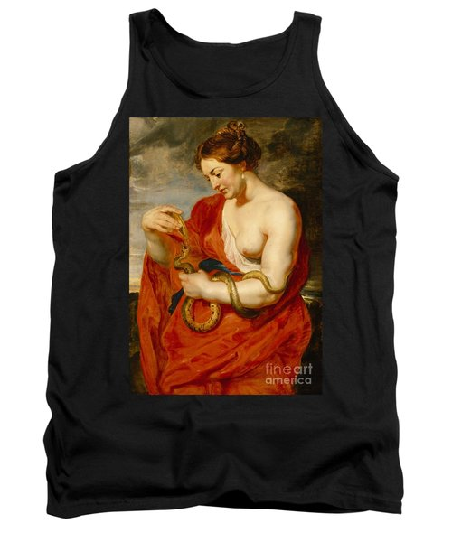 Hygeia - Goddess Of Health Tank Top