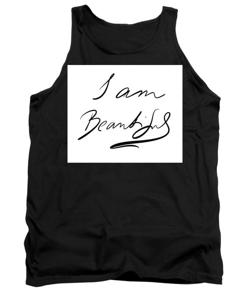 I Am Beautiful Tank Top