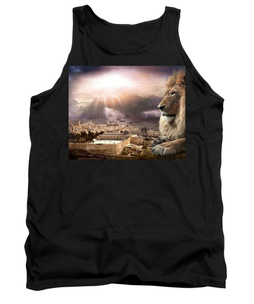 I Am Tank Top by Bill Stephens